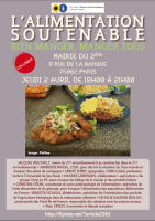 L'alimentation soutenable